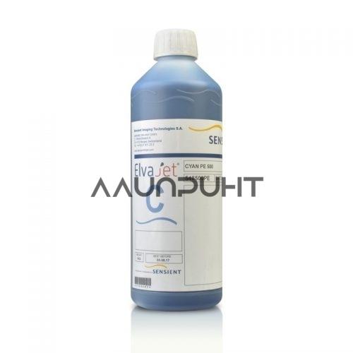 Пигментные чернила Sensient Elvajet PE 500 Cyan