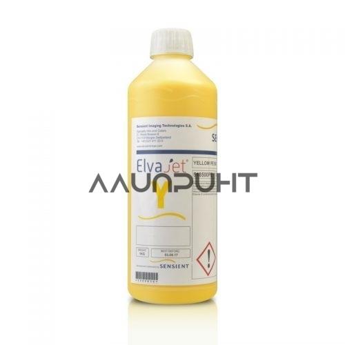 Пигментные чернила Sensient Elvajet PE 500 Yellow
