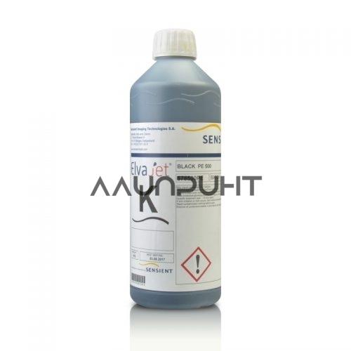 Пигментные чернила Sensient Elvajet PE500 Black
