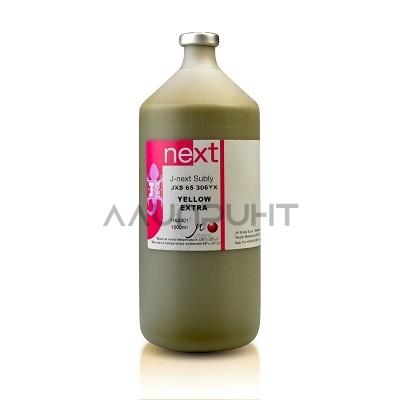 Сублимационные чернила J-Next Subly JXS-65 Yellow Extra